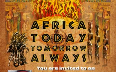 "Art Exhibition ""Africa, Today, Tomorrow, Always"" featuring Gert Potgieter, Eric Lubisi & Anton Dk 19 Nov 2016"