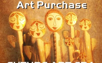 Choose your own free Angel with every Art Purchase @ Future Art Era Gallery