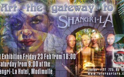 """You are invited… """"Art the gateway to Shangri-La"""" – Art Exhibition"""